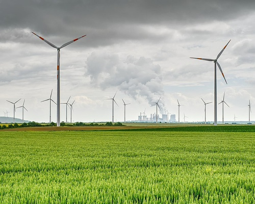 New polling shows support for Biden clean energy goals