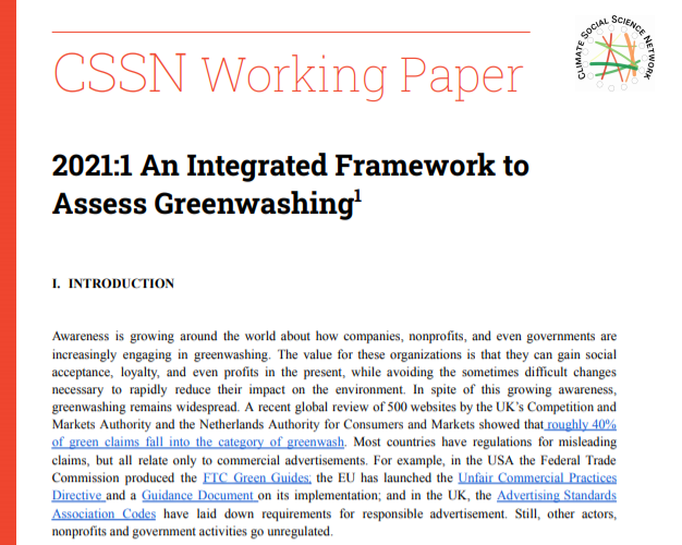 CSSN Working Paper image